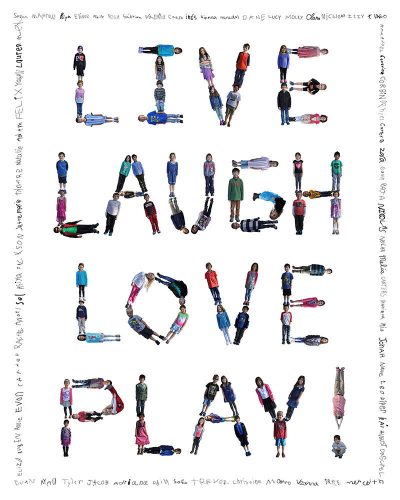 Live Love Laugh Play Poster