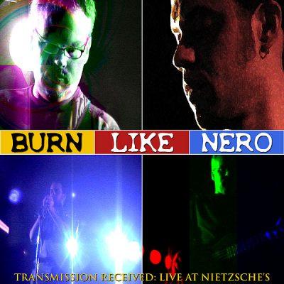 Burn Like Nero CD Art