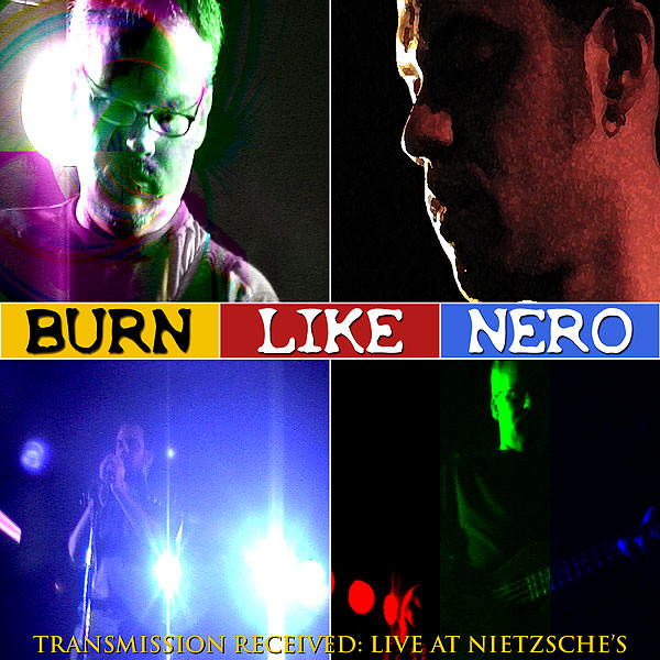 Burn Like Nero CD Art